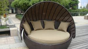 outdoor wicker daybed.  Outdoor Gorgeous Outdoor Wicker Daybed Of Minimalist Resin Chair On Rattan  Furniture Aluminium Frame  To U