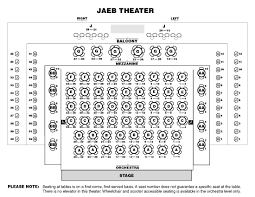 The Masonic Sf Seating Chart Theaters Seating Charts