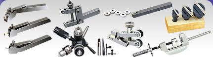 lathe tools names. lathe machine tools names