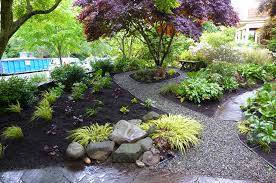 Small Picture Natural Simple Design Of The Front Lawn Garden Can Be Decor With