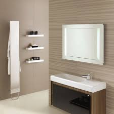 wood bathroom mirror digihome weathered: awesome modern bathroom wall cabinet design with glass wooden vanities cabinet organizer white sink