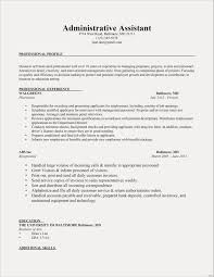 What Is Resume Profile Profile Samples For Resume Profiles Examples For Resumes