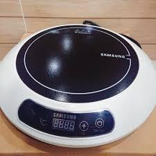 Bếp điện từ Samsung không kén nồi 268