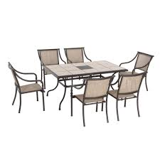 home depot outdoor furniture covers. Hampton Bay Andrews Sling Patio Dining Chairs At The Home Depot Outdoor Furniture Covers T