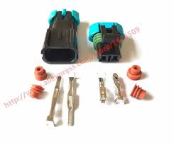 online get cheap gm wire connectors aliexpress com alibaba group Delphi Wire Connectors 20 set 15300027 15300002 female male gm delphi 2 pin weather pack waterproof sensor fan electronic connector auto wire connector delphi wire connector pull off force