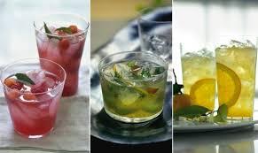 3 Elegant Taste For Cocktails Williams-sonoma Entertaining Spring