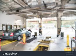 Auto Shop Building Designs Blurred Image Car Auto Shop Defocused Stock Photo Edit Now