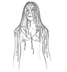 29 Best Horror Coloring Pages Images Coloring Books Coloring
