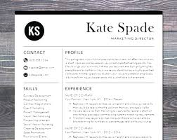 Free Resume Templates For Word Modern Modern Resume Template Free Download 18681 Butrinti Org