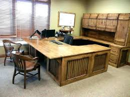 rustic desk home office. Small Rustic Desk Office Home Wooden .