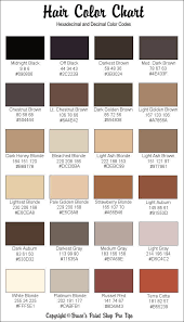 Wig Color Chart Codes Hair Color Codes Get Rid Of Wiring Diagram Problem
