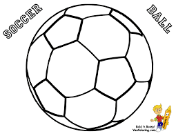 Small Picture Soccer Ball Coloring Pages for Kids Get Coloring Pages