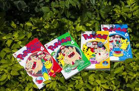 Kho truyện tranh tổng hợp dành cho máy đọc sách kindle