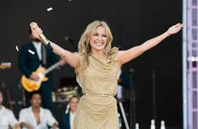 Who Is Number 1 In The Uk Charts Kylie Minogue Charts Her Seventh No 1 Album In The U K