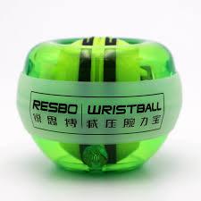 Điện cổ tay bóng con quay hồi chuyển resbo thể thao điện force bóng điện  gyro bóng con quay hồi chuyển exerciser powerball con quay cổ tay  exerciser|Vòng tay năng lượng