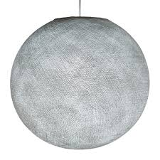 pearl grey round fabric lampshade round lamp shade for pendant lights hanging lights chandelier 100 handmade