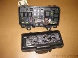 honda s oem under hood fuse box fuses relays and image is loading 04 07 honda s2000 oem under hood fuse