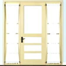 door side panel curtains side panel curtains for front door lace r doors side door window