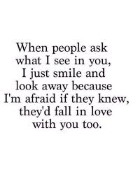 I M In Love With You Quotes Awesome I Love You À�Quotes〰 Pinterest Relationships Thoughts