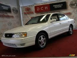 1998 Diamond White Pearl Toyota Avalon XL #45770938 | GTCarLot.com ...