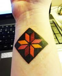 Tattoos at QuiltCon | Tattoo, Modern and Tatting &  Adamdwight.com