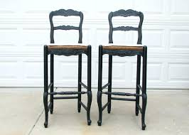 bar stool bench. Bar Stool Bench Benches With Back For Height Stools Seat French T
