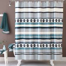 better homes and gardens bathrooms. Better Homes And Gardens Graphic Stripe Shower Curtain Bathrooms