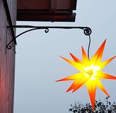 Wandhalterung Wandarm Für Außenstern Weihnachtsstern