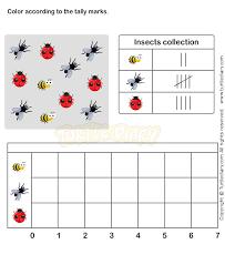 Tally Chart Worksheet 7 Math Worksheets Grade 1