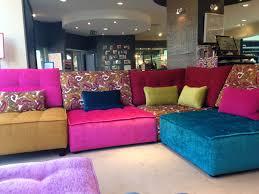 Paisley Sofa tapas modules to cheer the winter shoppers the paisley fabric is 4425 by uwakikaiketsu.us