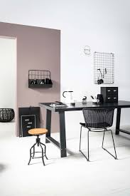 minimal office. A Minimal Office With Just Touch Of The Perfect Dusky Pink C