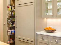 Kitchen : Storage Cabinets With Doors And Shelves White Storage