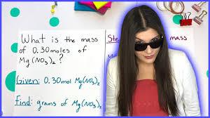 converting grams to moles using molar mass how to pass chemistry  converting grams to moles using molar mass how to pass chemistry