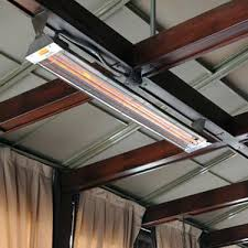 hanging patio heater. Fresh Hanging Patio Heater And 42 Fire Sense Halogen Finish Copper . Lovely