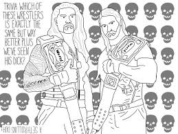 Small Picture Wwe Coloring Book Inside Wwe Coloring Bookjpg Pages clarknews