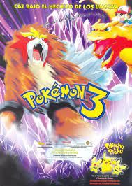 Pokémon 3: El hechizo de los Unown Online Pelicula Completa Español Latino  - Caricaturas HD