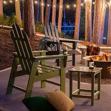 polywood outdoor furniture burlington