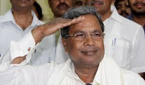 Image result for Karnataka Chief Minister Siddaramaiah
