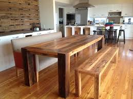 all wood dining room table. Bench Dining Room Sets Wooden Benches Table Home Design Ideas Wood . All