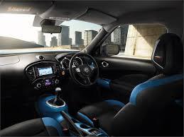 nissan juke blue interior. Interesting Blue Nissan Juke MY18 Interior  Blue On Newsroom Europe