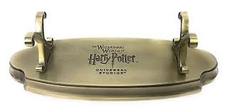 Harry Potter Wand Display Stand WIZARDING WORLD Of Harry Potter Metal Single Wand Display Stand 43