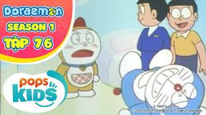 S1] Hoạt Hình Doraemon Tiếng Việt - Làm Anh Khó Lắm 2021 - 1 Giờ