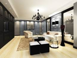 White Living Room Cabinets Tips To Design Black And White Living Room In Timeless Elegance