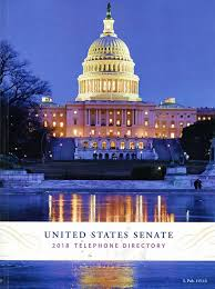 United States Senate 2018 Telephone ...