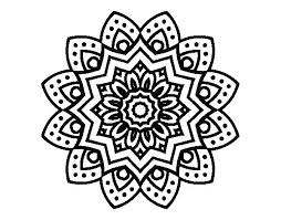 Printable Flower Coloring Pages Realistic Flower Coloring Pages