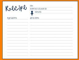 Recipe Blank Template 021 Template Ideas Microsoft Word Recipe Blank Card 11 Ulyssesroom