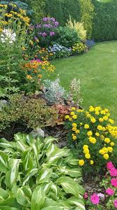flower garden designs. Beautiful Backyard Designs Garden Plus How To Plant A Flower