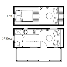 Small Picture Humblebee Porch Tiny House Plans with Side Entrance