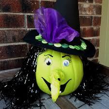 <b>Pumpkin Witch</b> | <b>Pumpkin halloween</b> decorations, <b>Halloween</b> ...