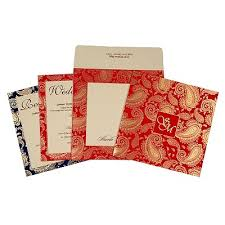 south indian wedding invitations south indian wedding cards South Indian Wedding Cards ivory matte paisley themed screen printed wedding invitations so 1698 123weddingcards south indian wedding cards